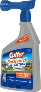 Cutter Backyard Mosquito Spray