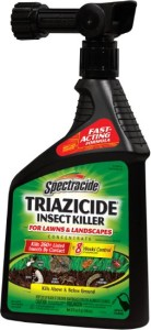 Spectracide Mosquito Spray