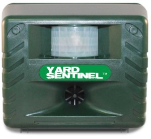 Yard Sentinel Ultrasonic Pest Repellet