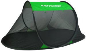 sansbug free-standing pop-up mosquito-net