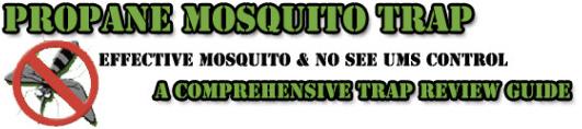 Propane Mosquito Trap