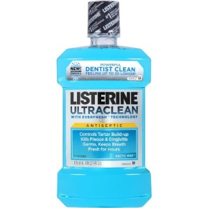 Listerine to repel mosquitoes