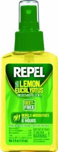 Repel Lemon Mosquito Spray