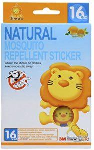 Simba Sticker Baby Mosquito Repellent