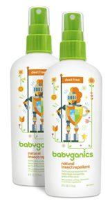baby safe bug spray